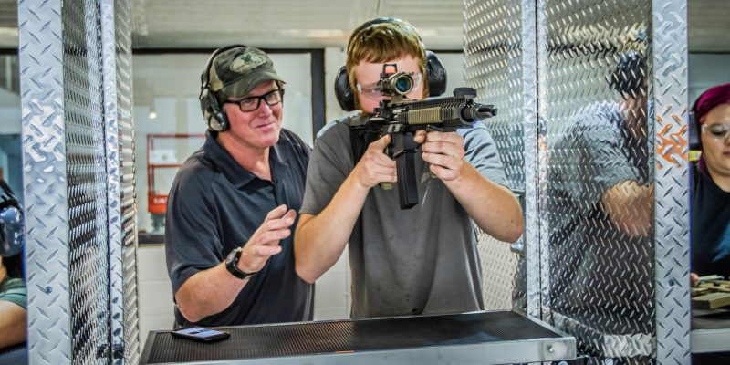 Las Vegas Shooting Center's RSOs Go out of Their Way to Create a Safe Shooting Range