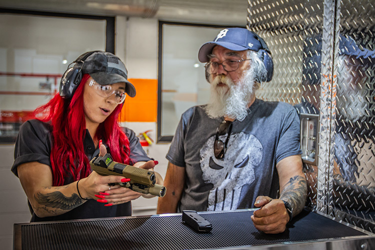 Take These Precautions when Shooting at the Gun Range