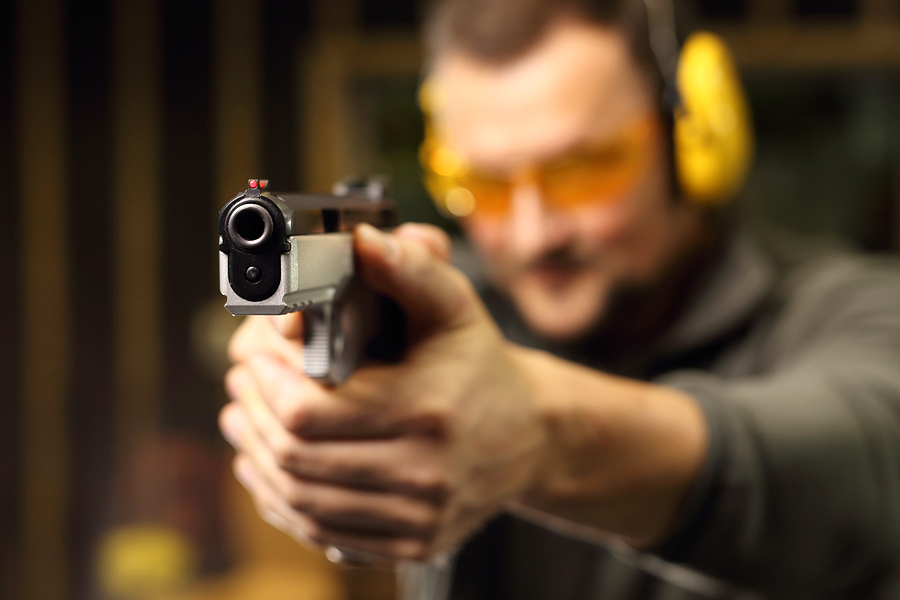 Get Ongoing Firearm Training at Our Indoor Shooting Range
