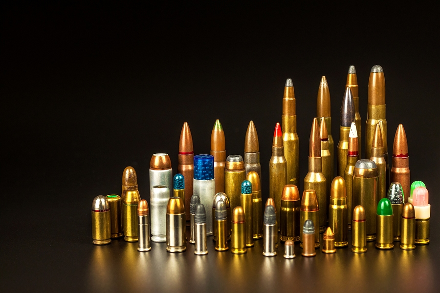 Test Out Different Types of Firearm Ammunition at Las Vegas Shooting Center