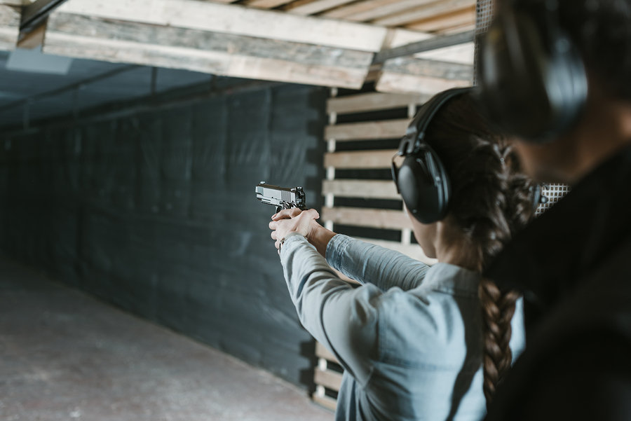 Sharpen Your Skills at Our Indoor Shooting Range