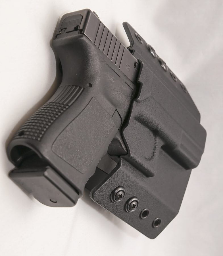 Find the Best Holster for Your Firearm at Las Vegas Shooting Center