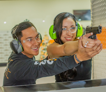 Visit Our Indoor Shooting Range Today!
