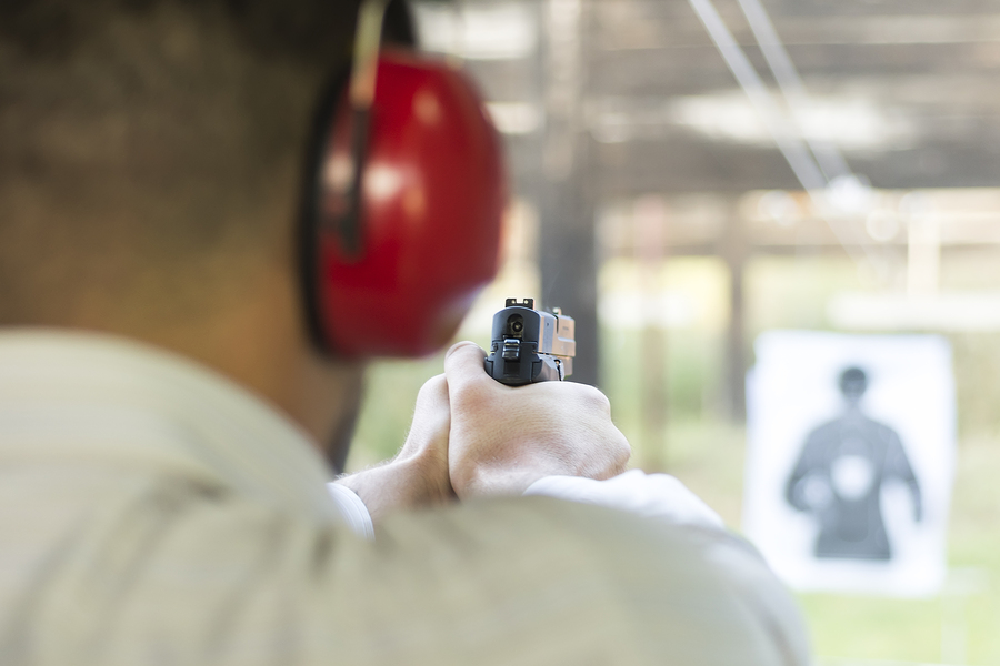 Visit Our Indoor Shooting Range to Hone Your Skills