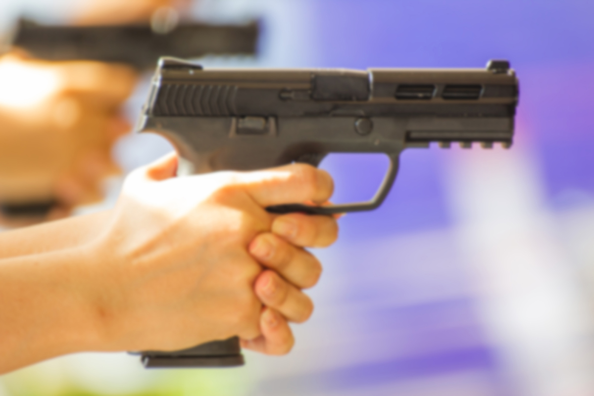 Get Some Brass Therapy and Release Stress at Our Indoor Shooting Range
