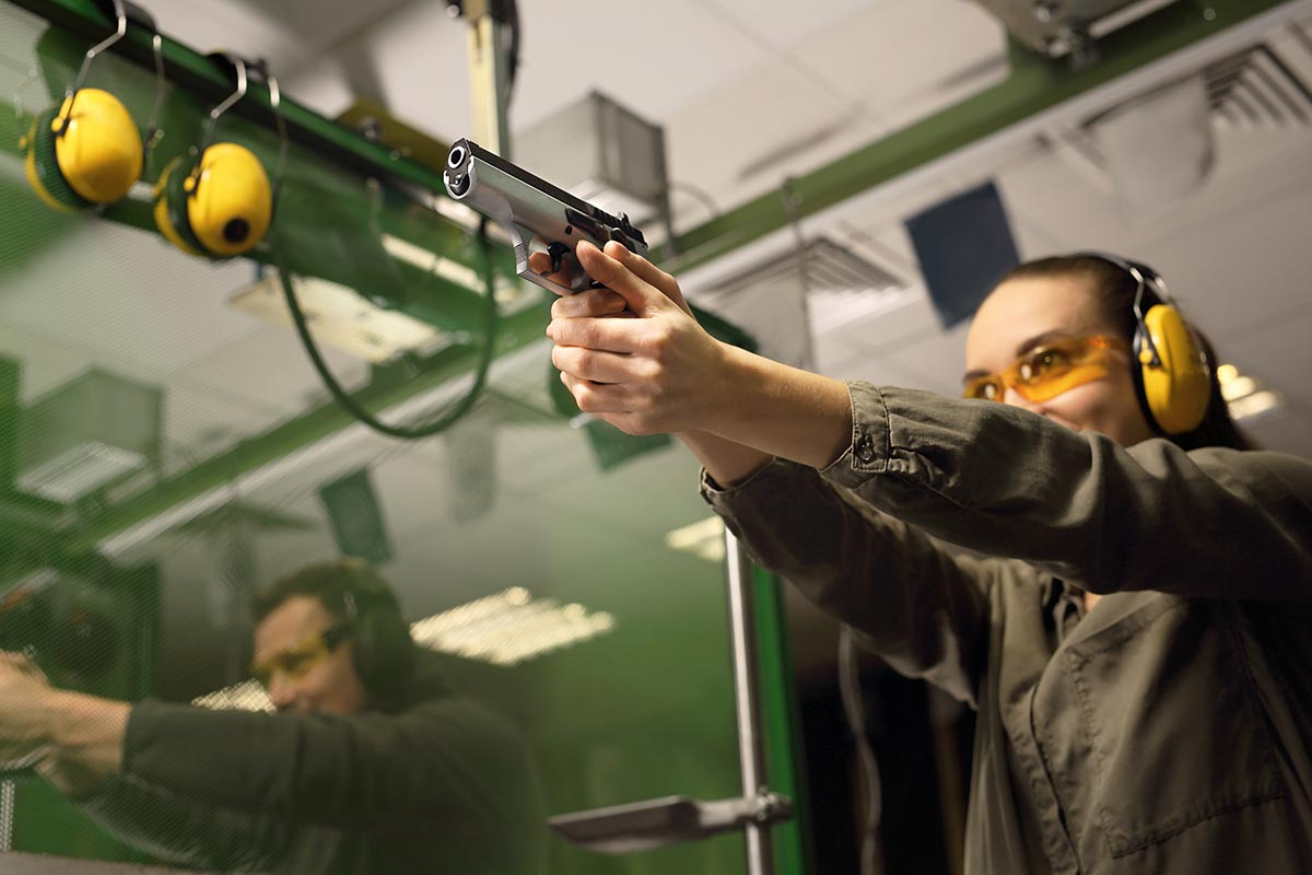 Reasons to Visit and Indoor Shooting Range Today