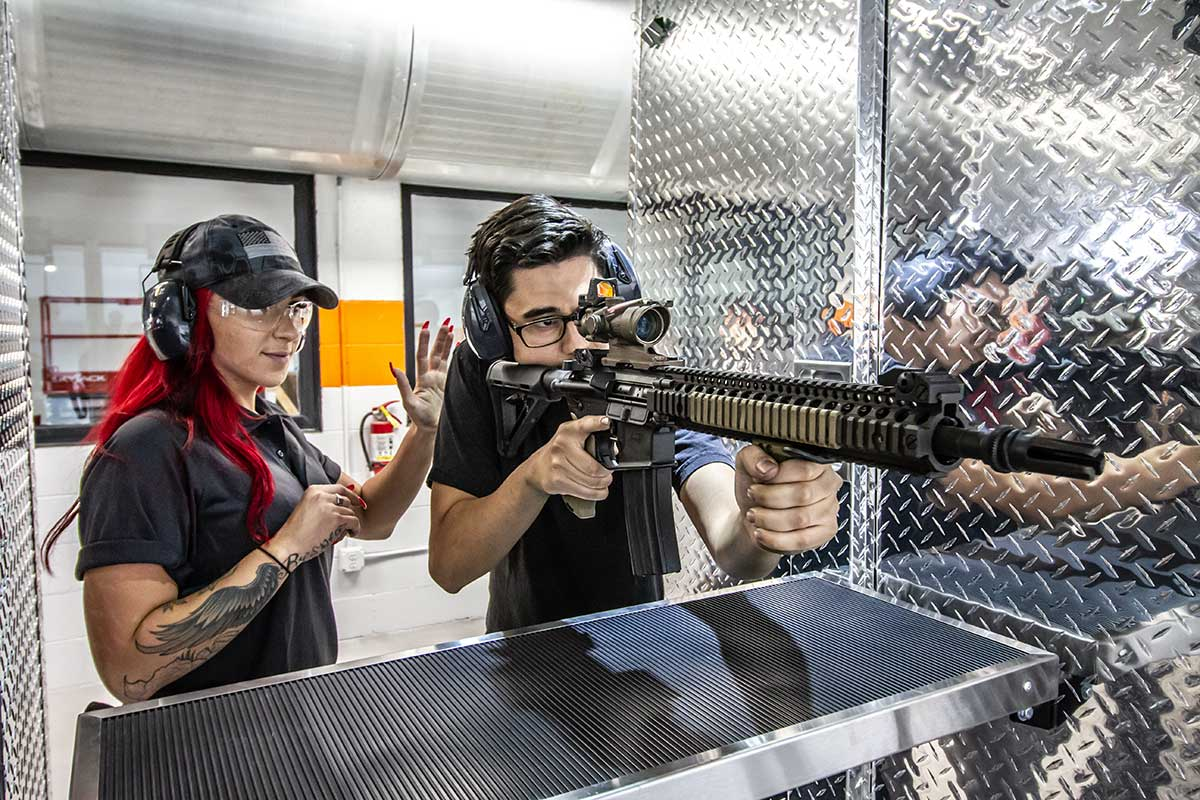 Why Its Better to Target-Practice at Las Vegas Indoor Gun Ranges than out in the Desert